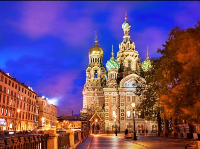 TOUR CAPITALI RUSSE CON ANELLO D'ORO 10 GG/ 9 NT | Tour Repubbliche Baltiche