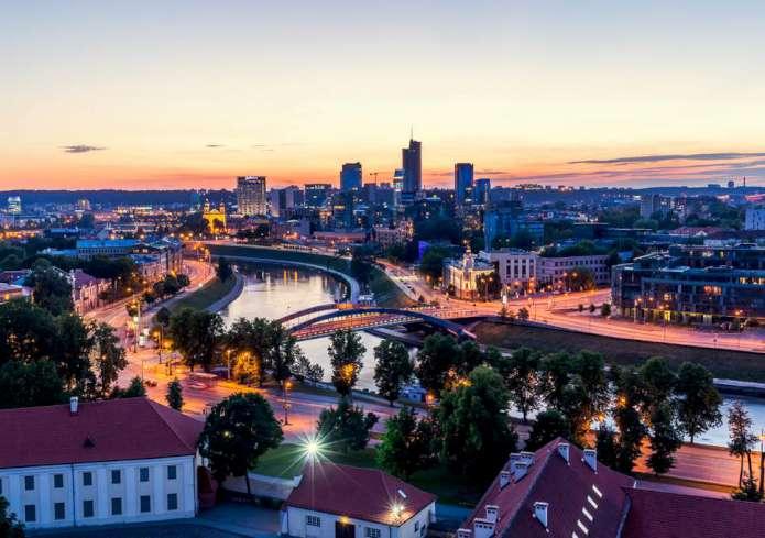 TOUR METROPOLI DEL BALTICO 10 GG/9 NT | Tour Repubbliche Baltiche