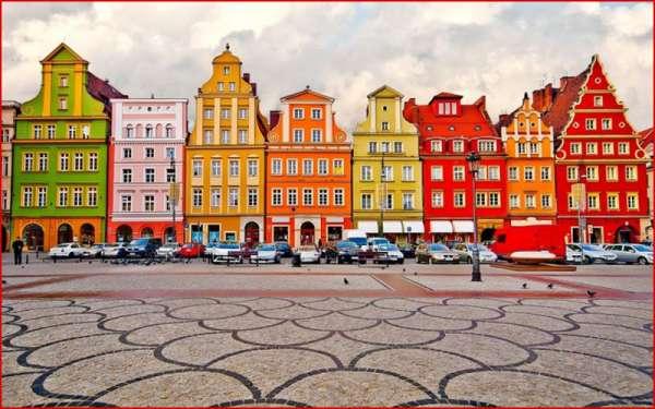 TOUR SPLENDORI POLACCHI 8 GG/ 7 NT | Tour Repubbliche Baltiche