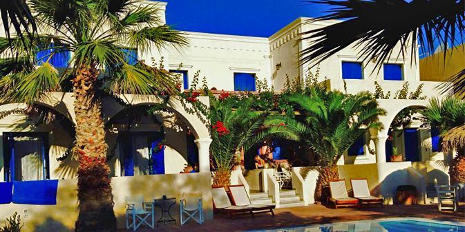 BOATHOUSE HOTEL | Santorini