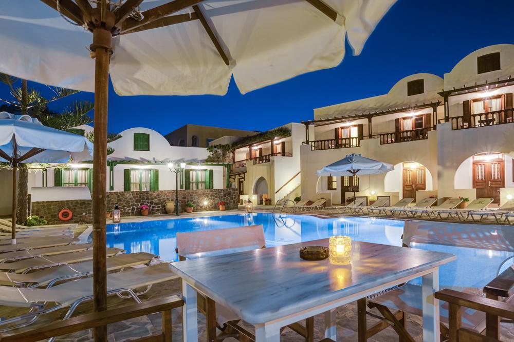 MATHIOS VILLAGE HOTEL | Santorini