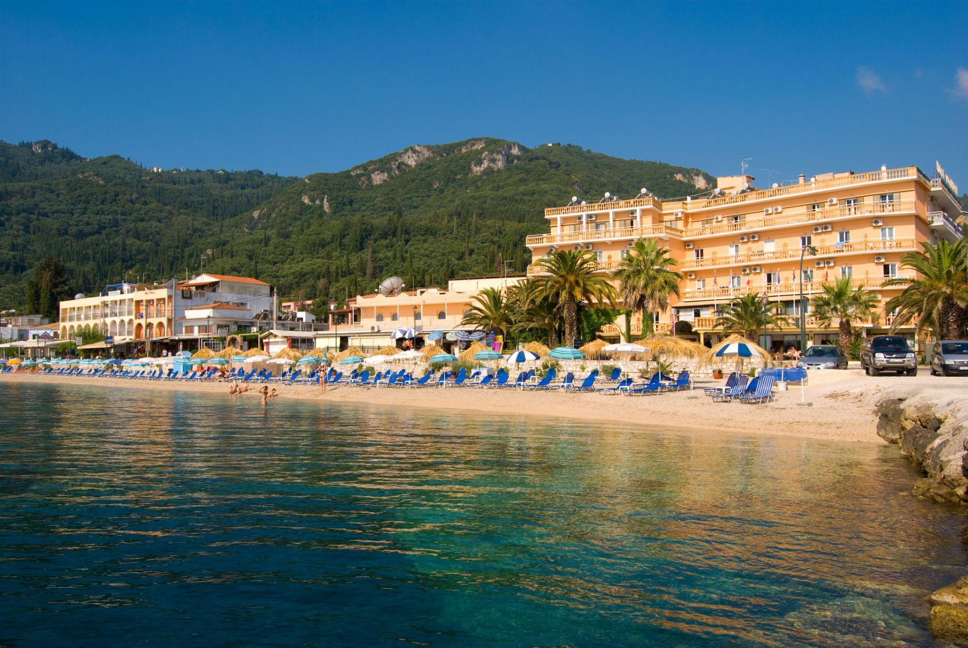 POTAMAKI BEACH HOTEL | Corfù