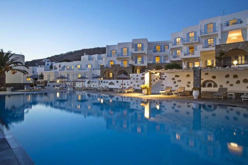 MANOULAS HOTEL o similare | Mykonos