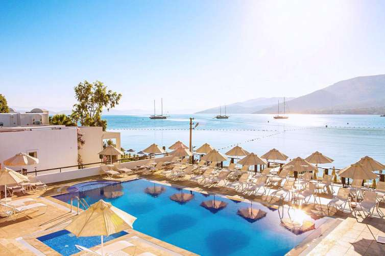 SINA BOUTIQUE TORBA HOTEL | Bodrum