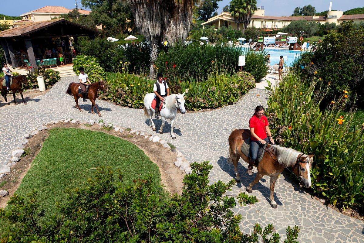 HORSE COUNTRY RESORT CONGRESS & SPA - HOTEL | Arborea