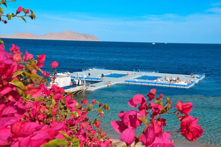 DOMINA CORAL BAY SULTAN RESORT   Sharm el Sheikh
