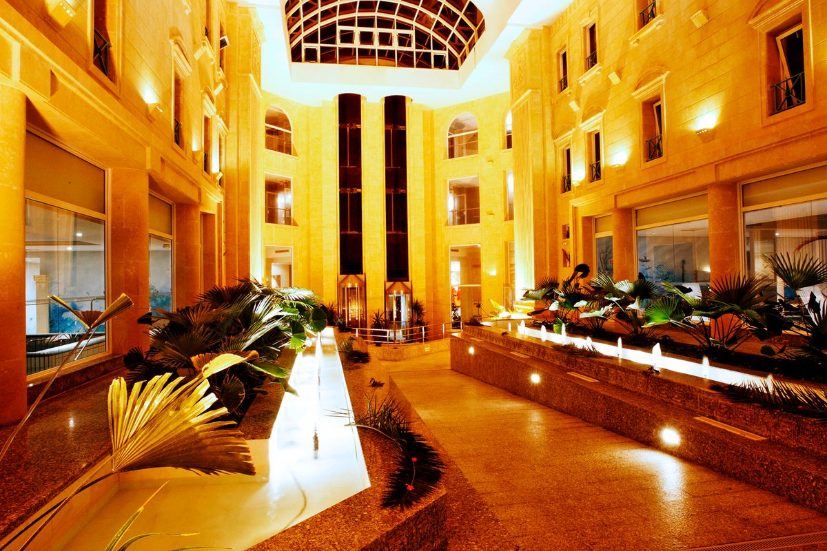 NAHRAWESS HOTEL & THALASSO RESORT   Hammamet