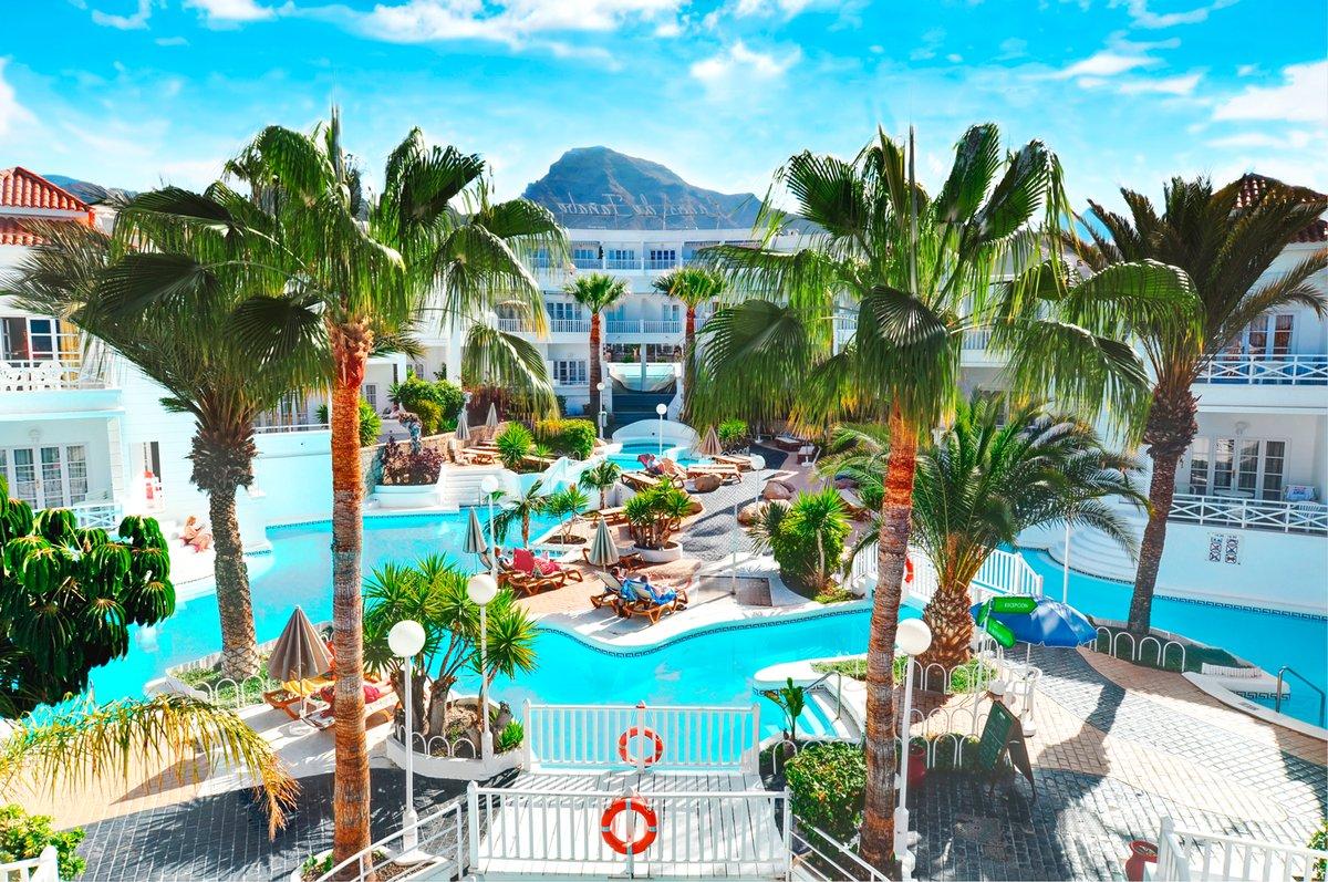 LAGOS DE FAÑABE BEACH HOTEL | Tenerife
