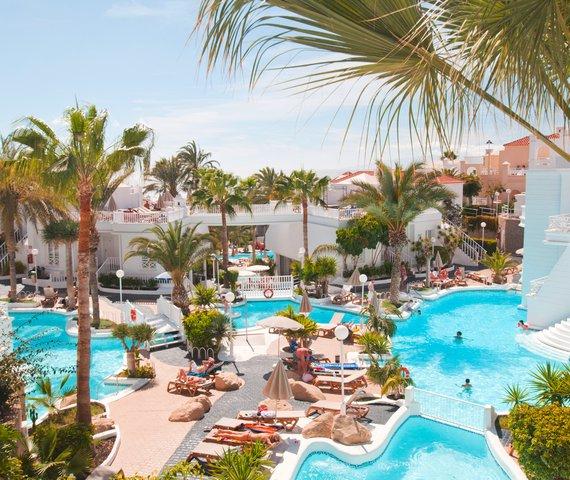 LAGOS DE FA\U00F1ABE BEACH RESORT | Tenerife