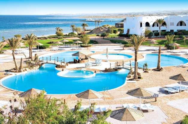THREE CORNERS EQUINOX BEACH RESORT | Marsa Alam