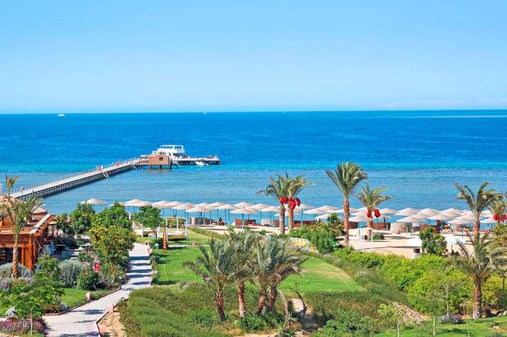 THREE CORNERS SUNNY BEACH RESORT | Hurghada