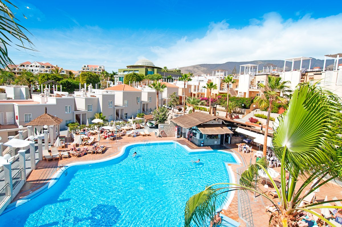 LOS OLIVOS BEACH RESORT   Tenerife