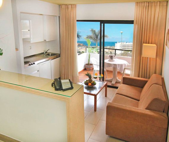HOTEL E APPARTAMENTI CALEDONIA UDALLA PARK | Tenerife