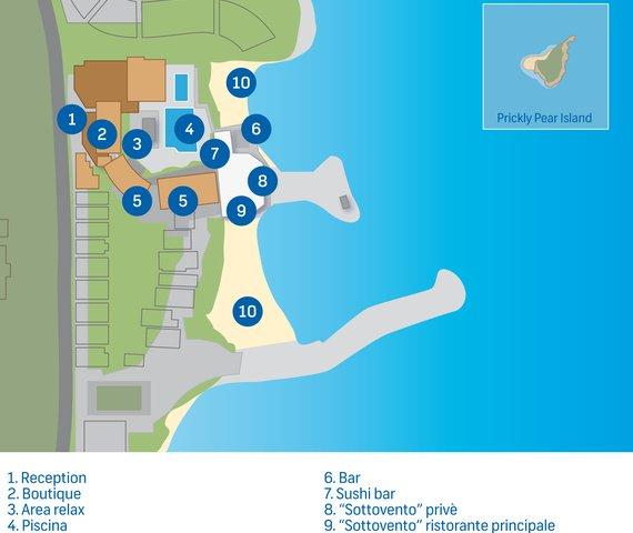 OCEAN POINT RESORT & SPA Ciao Club   Antigua
