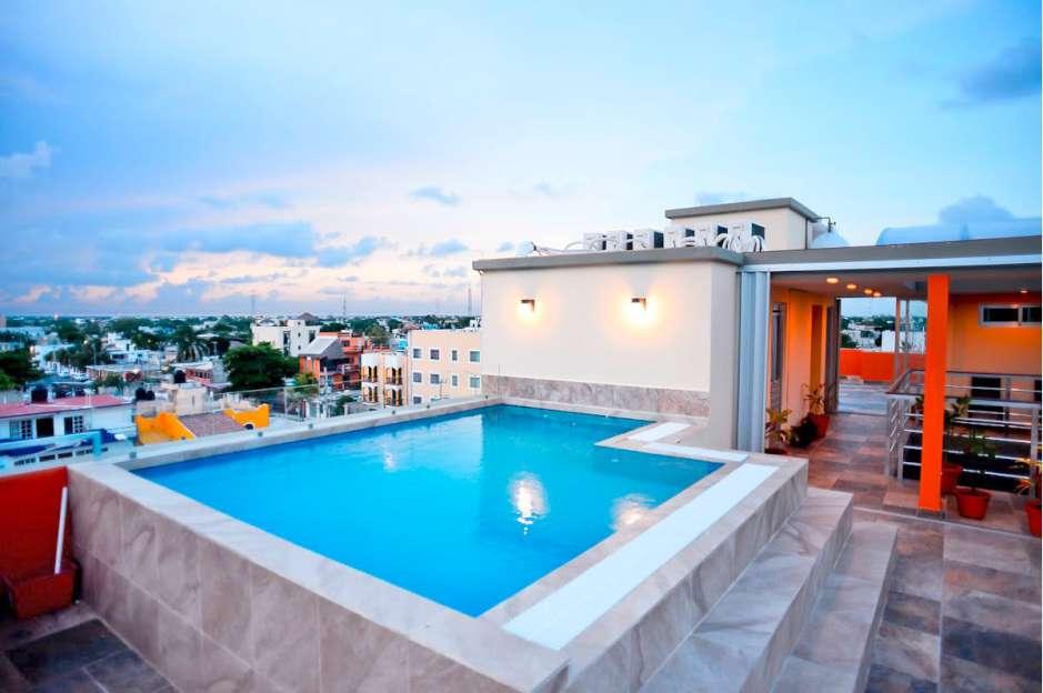 SUNRISE 42 SUITES HOTEL   Playa del Carmen