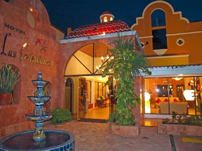 HOTEL LAS GOLONDRINAS | Playa del Carmen