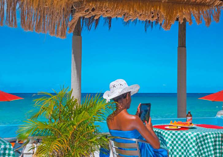 SAMSARA CLIFF RESORT & SPA | Negril
