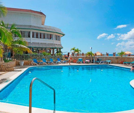HOTEL SAMSARA & LEGENDS BEACH RESORT - LEGENDS | Negril