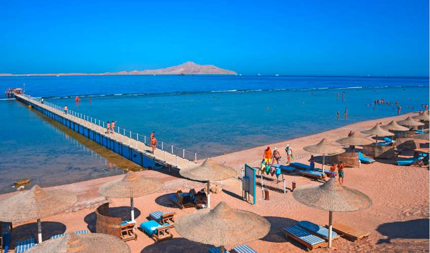 SEA LIFE BEACH RESORT | Sharm el Sheikh