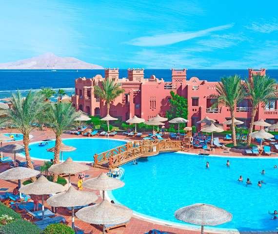 CHARMILLION SEA LIFE & GARDEN RESORT | Sharm el Sheikh