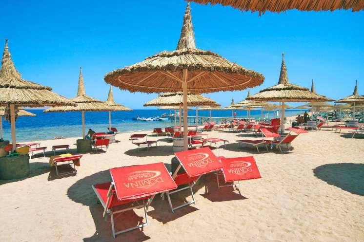 DOMINA CORAL BAY HAREM RESORT & SPA   Sharm el Sheikh