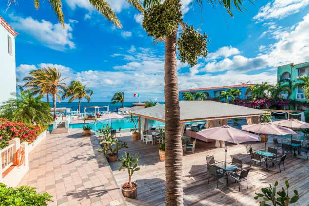 OCEAN POINT RESORT & SPA Ciao Club | Antigua