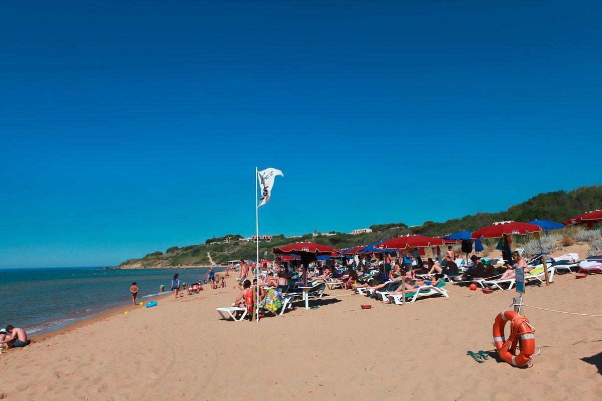 CLUB ESSE SELINUNTE BEACH | Selinunte