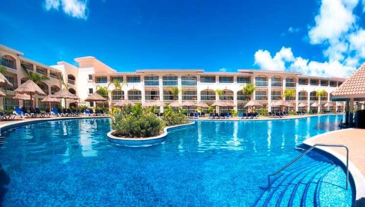 SANDOS PLAYACAR BEACH RESORT | Playa del Carmen