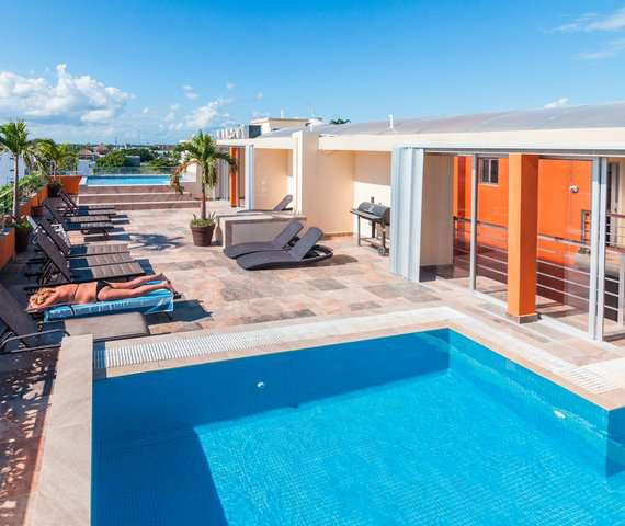 SUNRISE 42 SUITES HOTEL | Playa del Carmen