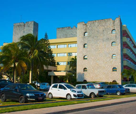 HOTEL CHATEAU MIRAMAR | Havana