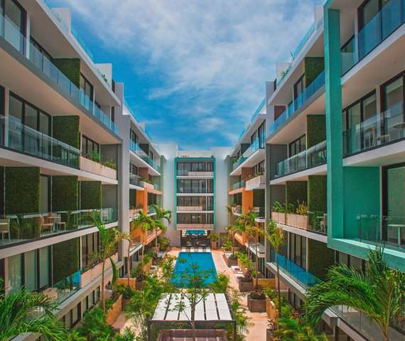 THE CITY BY KO\U2019OX LUXURY | Playa del Carmen