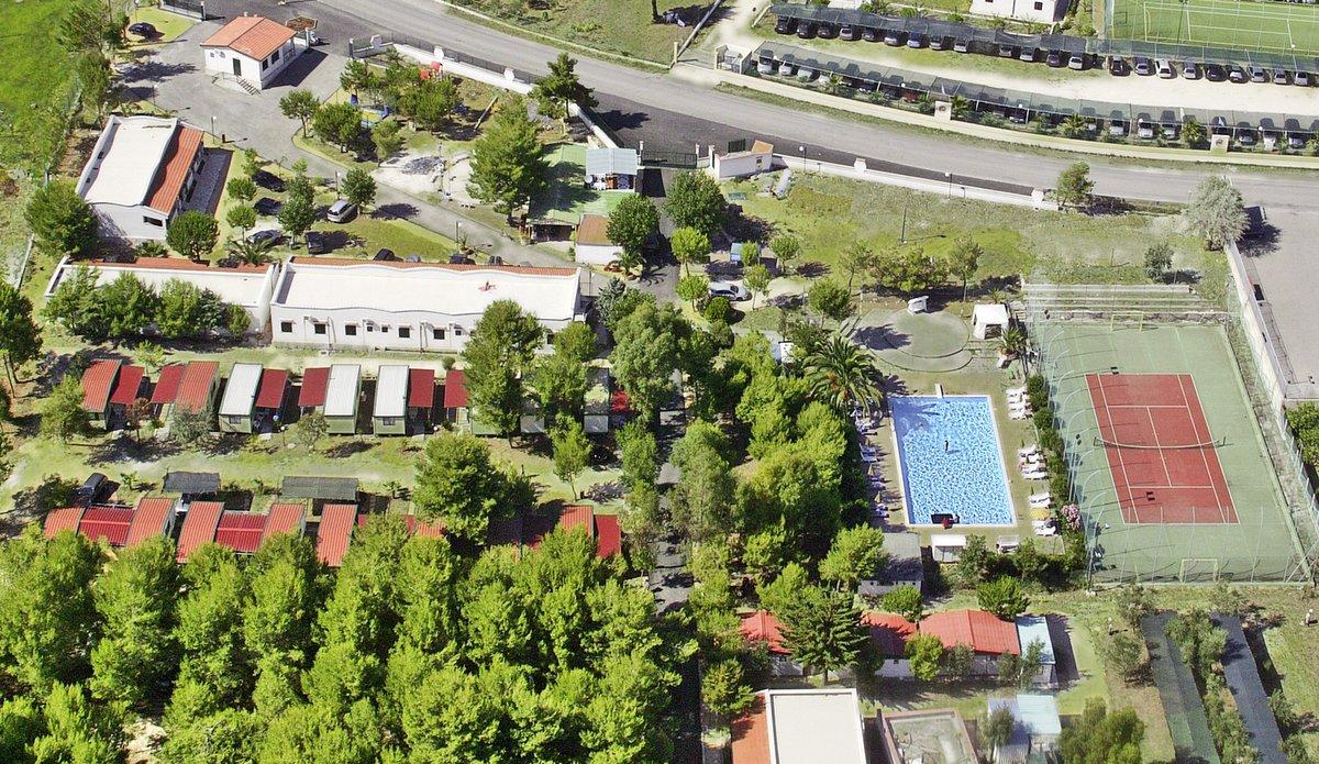 CAMPING VILLAGGIO SAN PABLO - RESIDENCE | Vieste