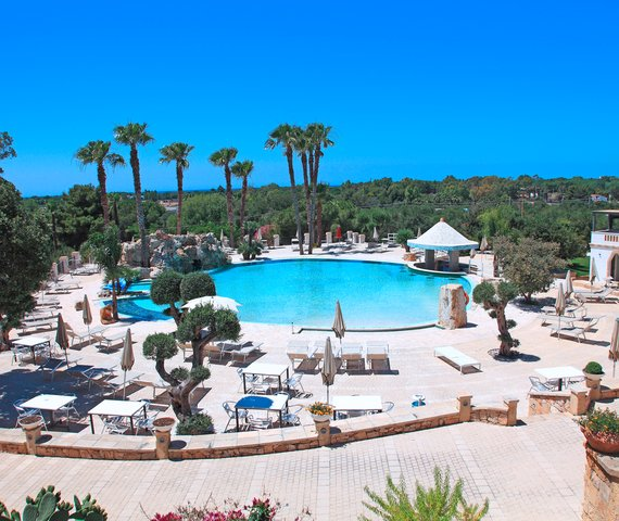 EDEN RESORT COUNTRY & SPA | Torre San Giovanni