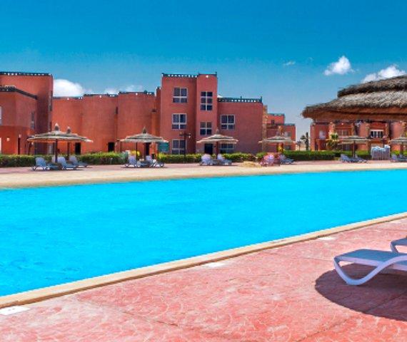 AURA BEACH RESORT | El Alamein