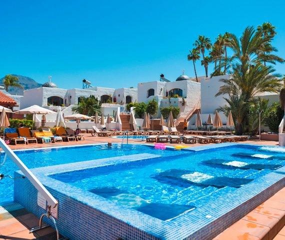 PARQUE CRISTOBAL TENERIFE HOTEL E APPARTAMENTI - PARQUE CRISTOBAL TENERIFE$HOTEL E APPARTAMENTI | Tenerife
