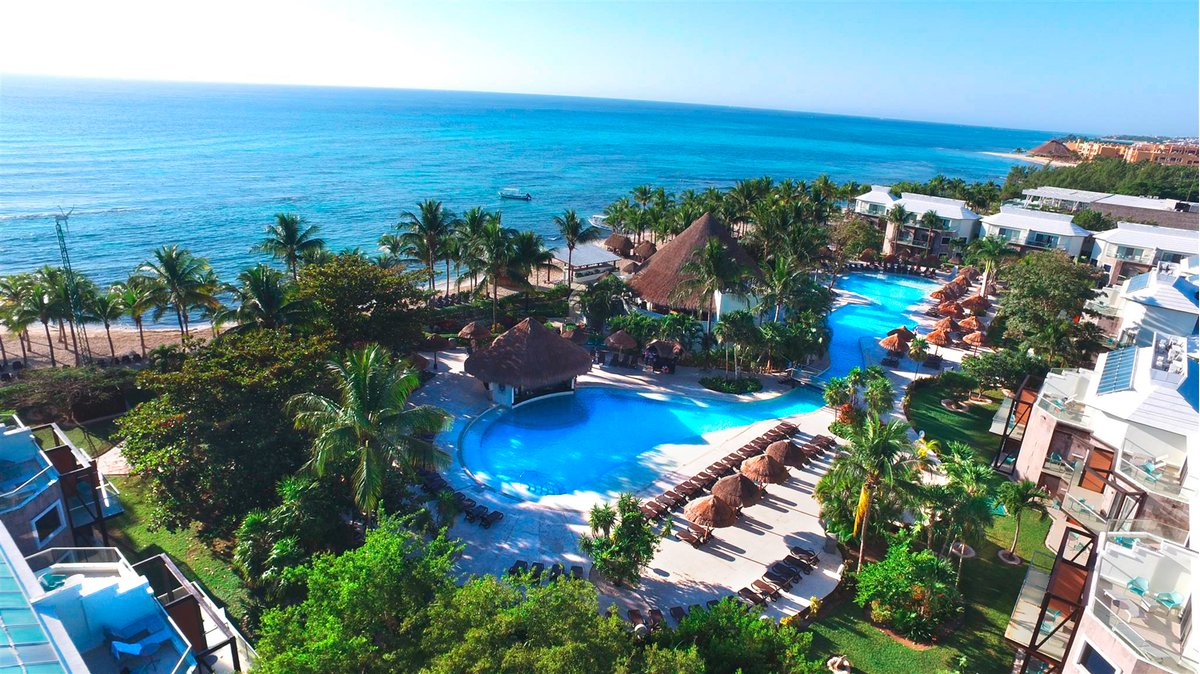 SANDOS CARACOL ECO-RESORT | Playa del Carmen