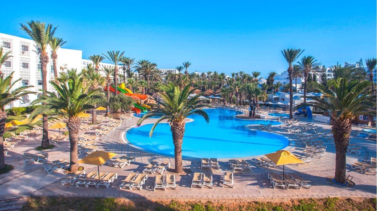 MARHABA NEPTUNE & CLUB HOTEL | Sousse