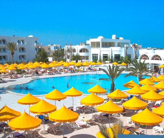 ISIS BEACH RESORT THALASSO & SPA | Djerba