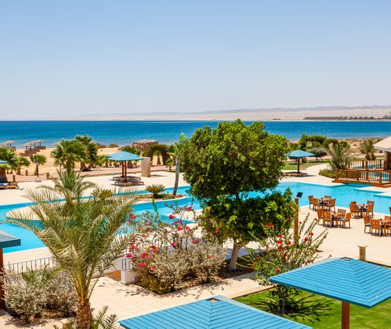 LAHAMI BAY BEACH RESORT | Berenice