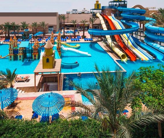 MIRAGE BAY BEACH RESORT & AQUAPARK   Hurghada