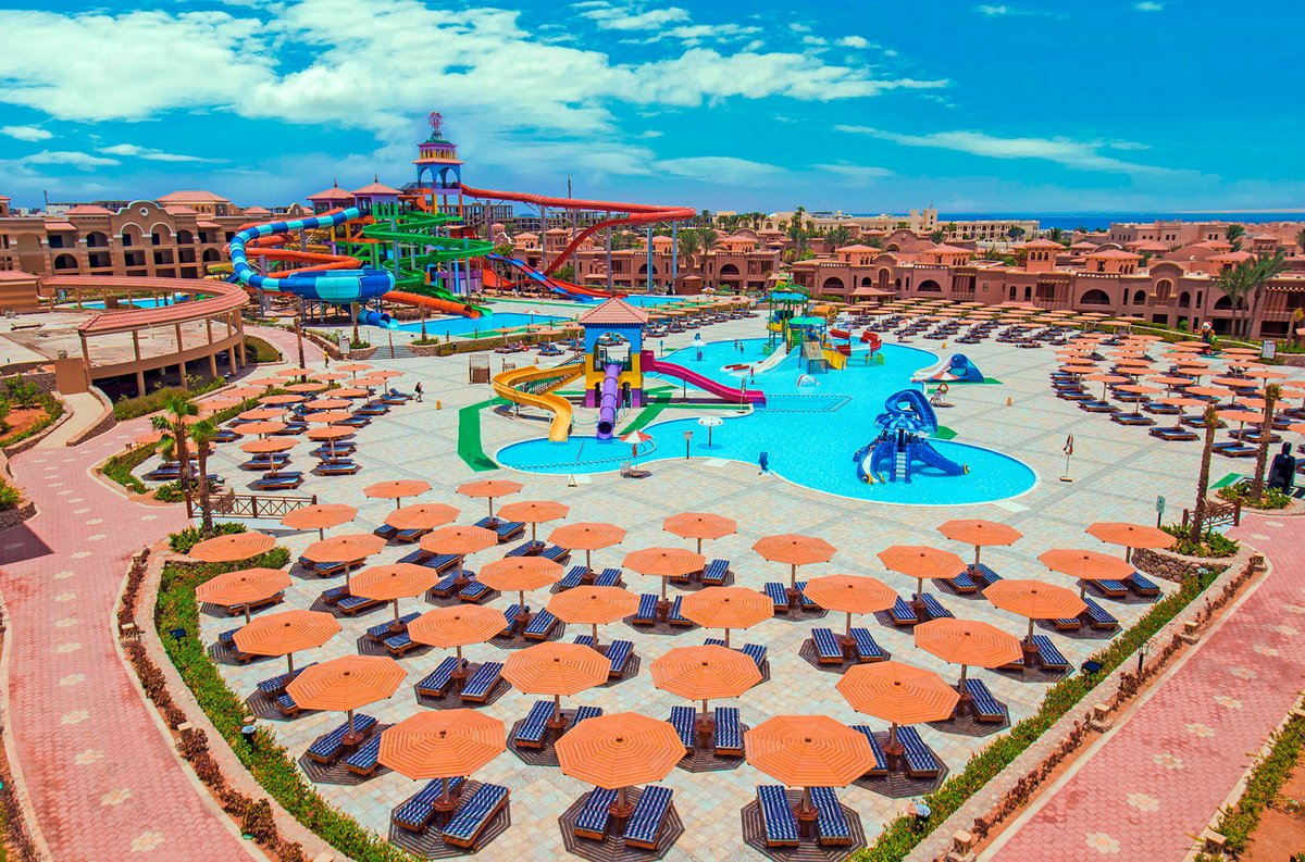 CHARMILLION SEA LIFE & GARDEN RESORT | Sharm el Sheikh