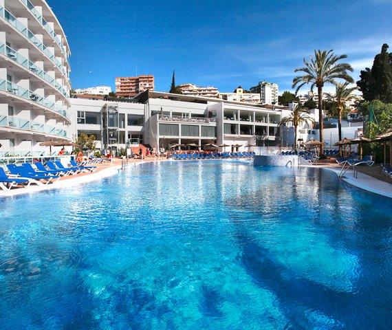 PALIA LAS PALOMAS HOTEL | Torremolinos