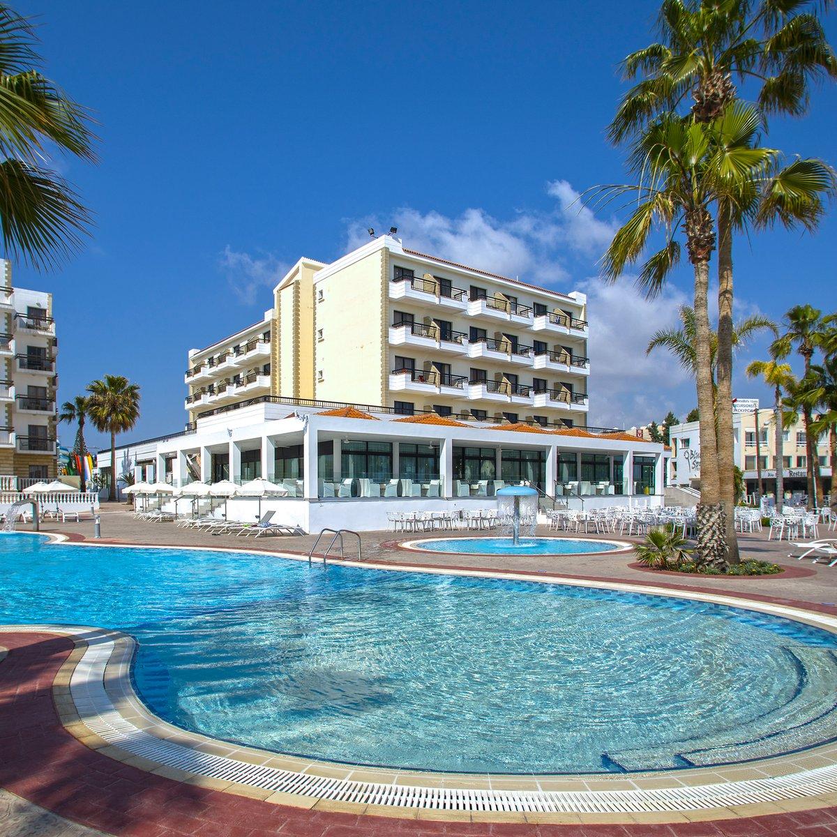 ANASTASIA BEACH HOTEL   Ayia Napa
