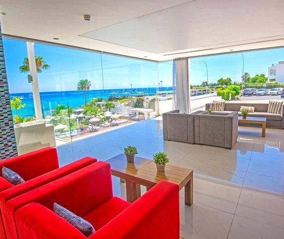 SILVER SANDS BEACH HOTEL | Ayia Napa