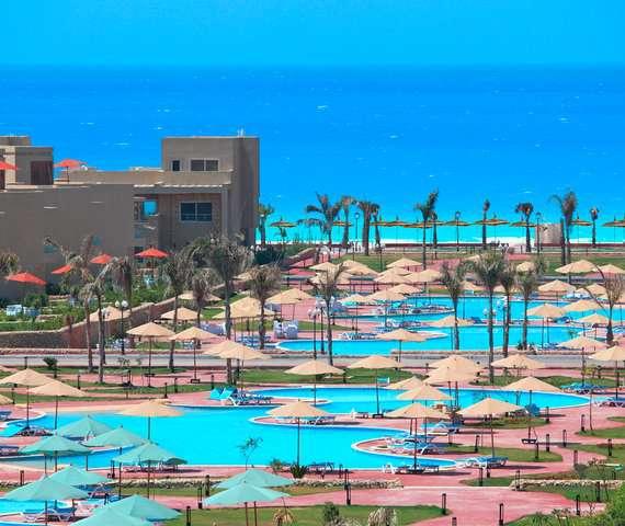TOLIP BEACH RESORT   El Alamein