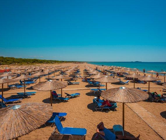 HOTEL KALOGRIA BEACH | Kalogria Beach