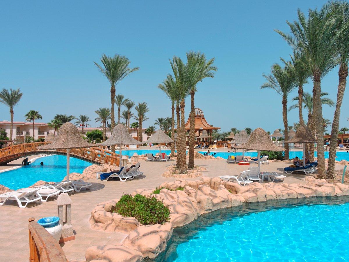 PARROTEL AQUAPARK & BEACH RESORT | Sharm el Sheikh