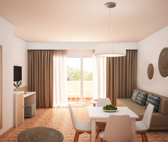 AZULINE MARINA PARC APARTMENT HOTEL | Minorca