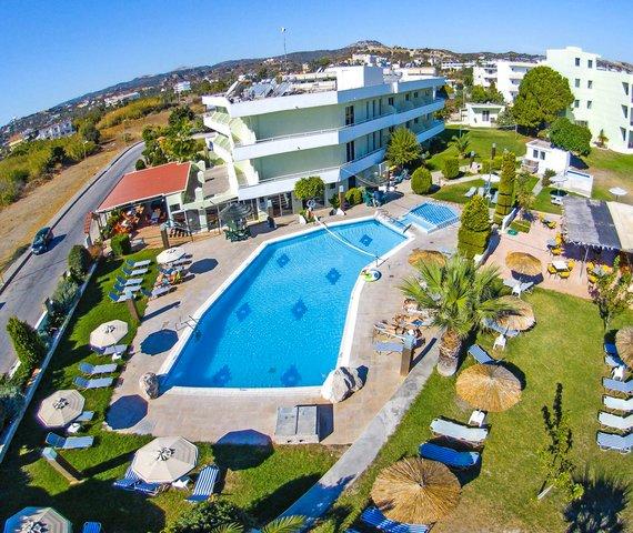STAMOS HOTEL | Rodi