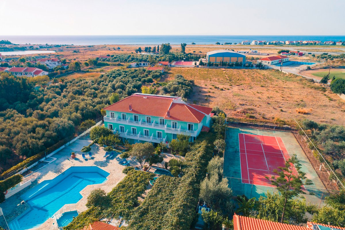 APPARTAMENTI EVELIN | Samos
